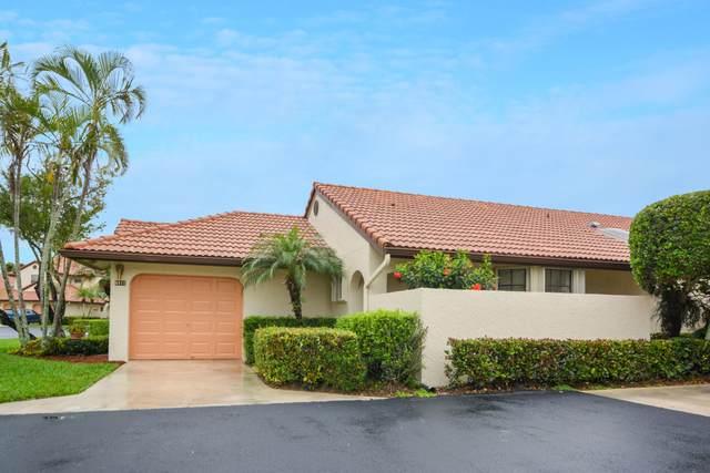 5971 Parkwalk Drive, Boynton Beach, FL 33472 (#RX-10604106) :: Realty100