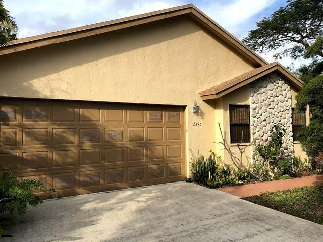 2485 NW 15th Street, Delray Beach, FL 33445 (#RX-10604109) :: Ryan Jennings Group