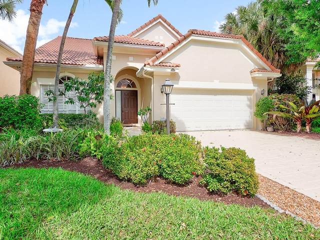 44 Princewood Lane, Palm Beach Gardens, FL 33410 (MLS #RX-10604137) :: Elite Properties and Investments