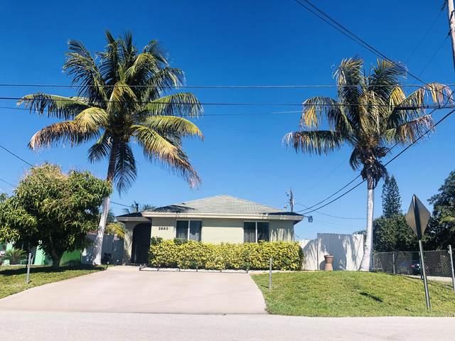 2663 Florida Street, West Palm Beach, FL 33406 (#RX-10604146) :: The Reynolds Team/ONE Sotheby's International Realty