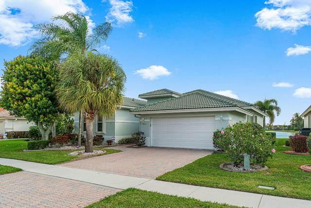 8833 Via Tuscany Drive, Boynton Beach, FL 33472 (#RX-10604167) :: Realty100