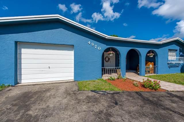 4970 SW 8th Street, Margate, FL 33068 (#RX-10604181) :: Realty100