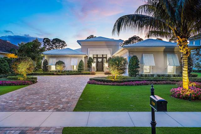 12209 Plantation Way, Palm Beach Gardens, FL 33418 (MLS #RX-10604189) :: Elite Properties and Investments