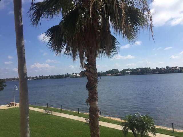 180 Yacht Club Way #305, Hypoluxo, FL 33462 (MLS #RX-10604200) :: RE/MAX
