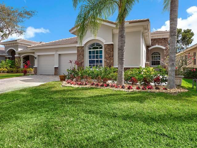 11203 Osprey Lake Lane, Palm Beach Gardens, FL 33412 (MLS #RX-10604246) :: Elite Properties and Investments