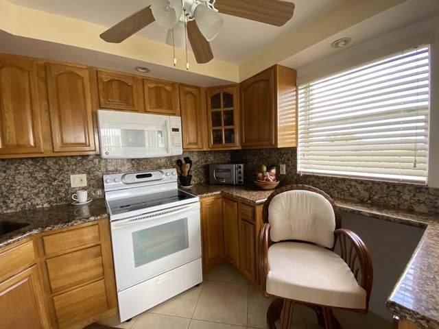 414 Greenbrier A, West Palm Beach, FL 33417 (#RX-10604263) :: The Reynolds Team/ONE Sotheby's International Realty