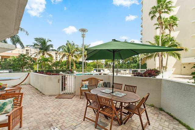 1617 N Flagler Drive #202, West Palm Beach, FL 33407 (MLS #RX-10604266) :: Berkshire Hathaway HomeServices EWM Realty