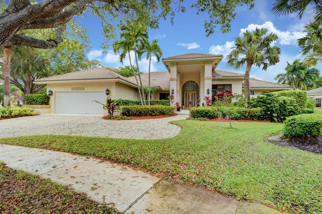 2299 NW 55th Street, Boca Raton, FL 33496 (MLS #RX-10604292) :: Berkshire Hathaway HomeServices EWM Realty
