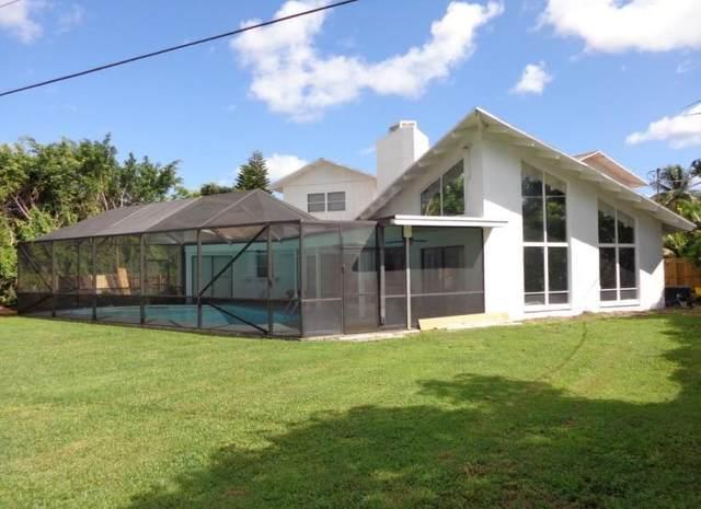 1538 39th Street, West Palm Beach, FL 33407 (#RX-10604295) :: Ryan Jennings Group