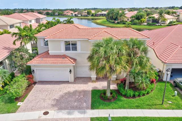 214 Sedona Way, Palm Beach Gardens, FL 33418 (MLS #RX-10604299) :: Elite Properties and Investments