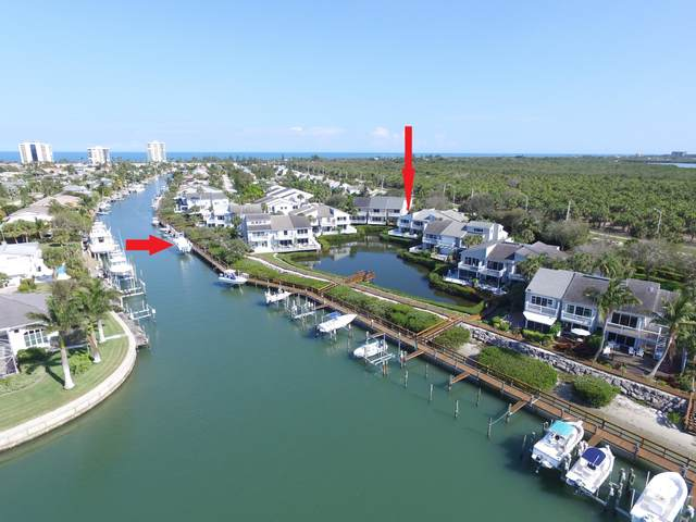 2460 Harbour Cove Drive, Hutchinson Island, FL 34949 (#RX-10604301) :: The Reynolds Team/ONE Sotheby's International Realty