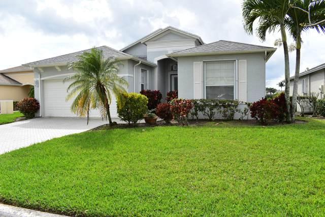 376 SW North Shore Boulevard, Port Saint Lucie, FL 34986 (MLS #RX-10604333) :: Berkshire Hathaway HomeServices EWM Realty