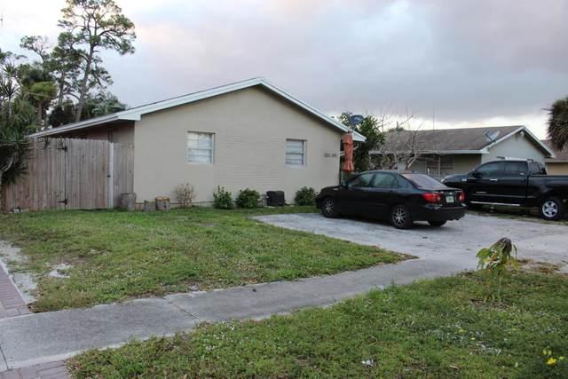 513 Perry Avenue, Greenacres, FL 33463 (#RX-10604347) :: Ryan Jennings Group