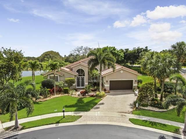 7224 Falls Road E, Boynton Beach, FL 33437 (MLS #RX-10604369) :: Castelli Real Estate Services