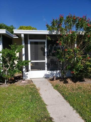 446 7th Place #446, Vero Beach, FL 32962 (#RX-10604383) :: Ryan Jennings Group