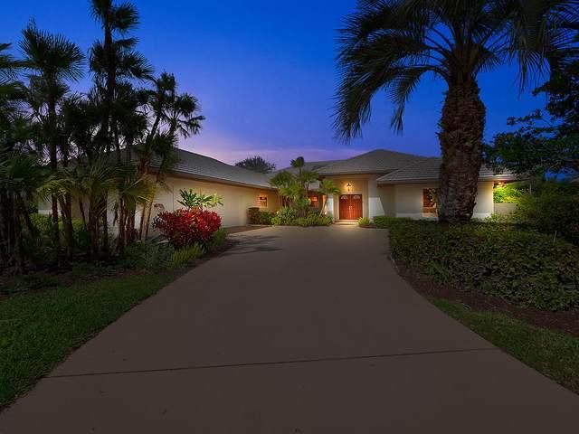 6425 SE Oakmont Place, Stuart, FL 34997 (MLS #RX-10604385) :: Berkshire Hathaway HomeServices EWM Realty