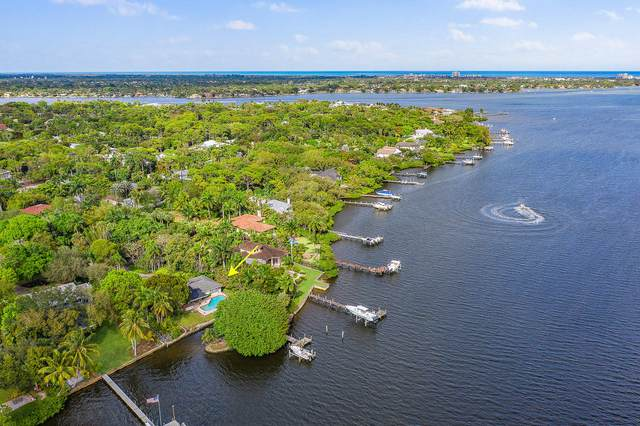 5564 Pennock Point Road, Jupiter, FL 33458 (MLS #RX-10604414) :: Elite Properties and Investments