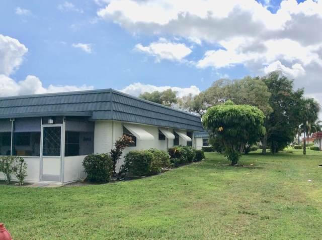 48 Waterford B, Delray Beach, FL 33446 (#RX-10604415) :: Ryan Jennings Group