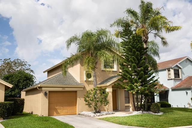 5891 Northpointe Lane, Boynton Beach, FL 33437 (#RX-10604419) :: Ryan Jennings Group