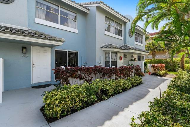 1082 E Jeffery Street, Boca Raton, FL 33487 (#RX-10604428) :: Ryan Jennings Group