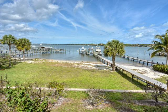 4149 SE Old St Lucie Bv Boulevard, Stuart, FL 34996 (MLS #RX-10604440) :: Berkshire Hathaway HomeServices EWM Realty