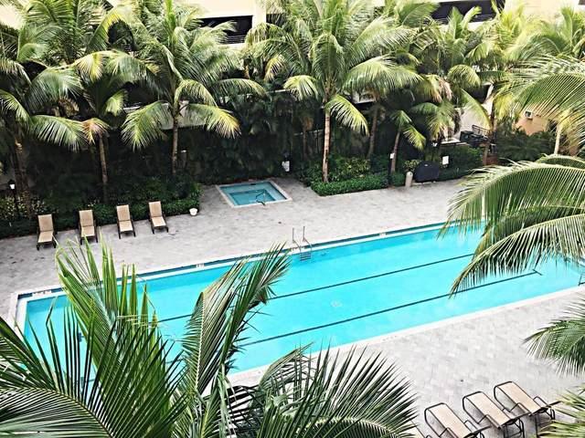 1660 Renaissance Commons Boulevard #2607, Boynton Beach, FL 33426 (MLS #RX-10604443) :: Berkshire Hathaway HomeServices EWM Realty