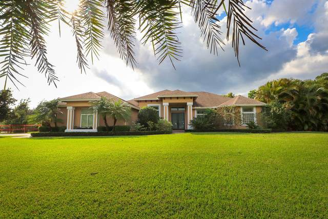 15275 74th Avenue N, Palm Beach Gardens, FL 33418 (MLS #RX-10604445) :: Elite Properties and Investments