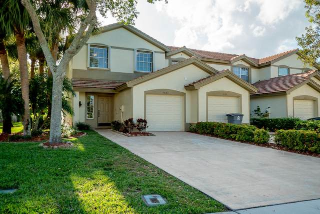 7863 Sienna Springs Drive, Lake Worth, FL 33463 (#RX-10604458) :: Ryan Jennings Group