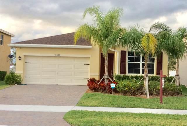 6149 Wildfire Way, West Palm Beach, FL 33415 (MLS #RX-10604464) :: Berkshire Hathaway HomeServices EWM Realty
