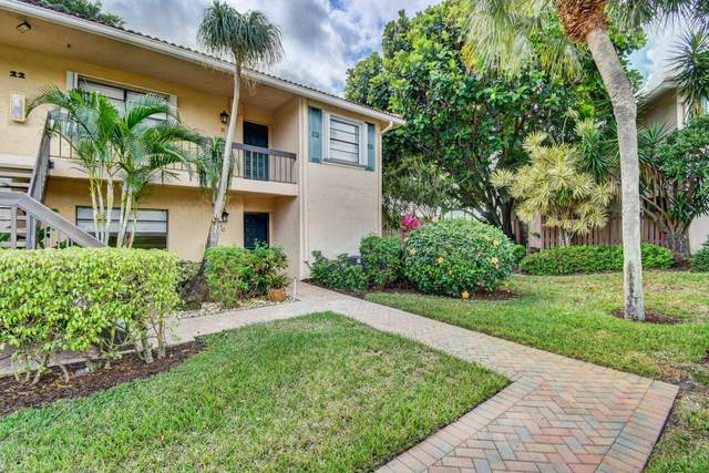 22 Southport Lane C, Boynton Beach, FL 33436 (MLS #RX-10604467) :: Elite Properties and Investments