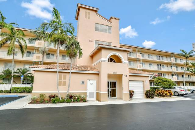 5906 Crystal Shores Drive #105, Boynton Beach, FL 33437 (#RX-10604477) :: Ryan Jennings Group