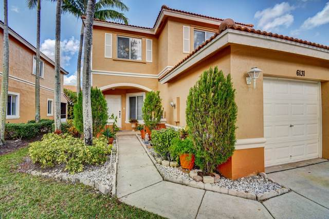 6131 United Street, West Palm Beach, FL 33411 (MLS #RX-10604497) :: Berkshire Hathaway HomeServices EWM Realty