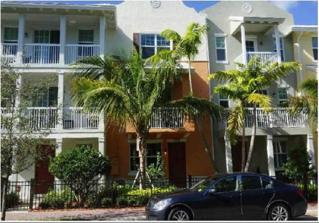 100 SW 1st C Avenue E C, Delray Beach, FL 33444 (MLS #RX-10604506) :: Elite Properties and Investments