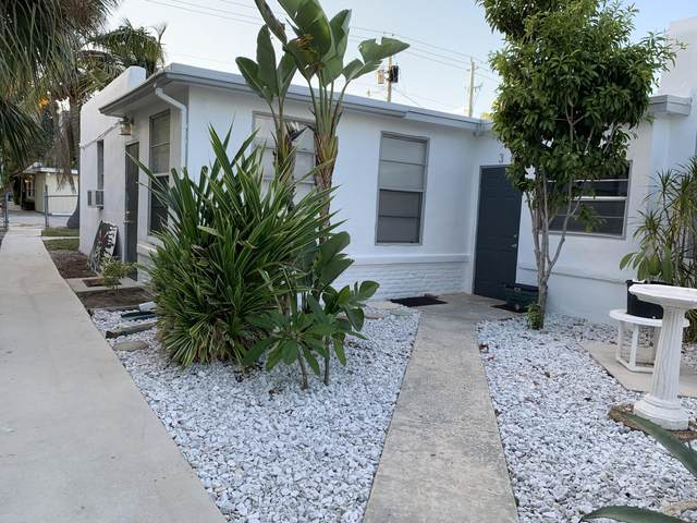 342 NE 3rd Avenue #5, Delray Beach, FL 33444 (MLS #RX-10604510) :: Elite Properties and Investments