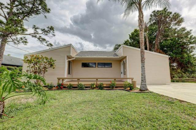 5912 Bamboo Drive, Fort Pierce, FL 34982 (MLS #RX-10604513) :: Berkshire Hathaway HomeServices EWM Realty