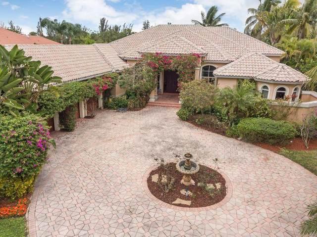 8396 Ironhorse Court, West Palm Beach, FL 33412 (MLS #RX-10604519) :: Laurie Finkelstein Reader Team