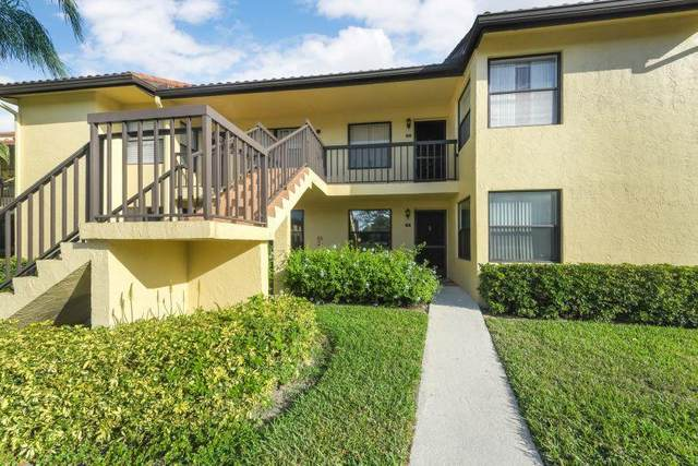 4715 Lucerne Lakes Boulevard E #106, Lake Worth, FL 33467 (#RX-10604521) :: Ryan Jennings Group