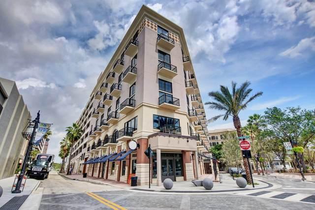101 N Clematis Street #413, West Palm Beach, FL 33401 (MLS #RX-10604524) :: Berkshire Hathaway HomeServices EWM Realty