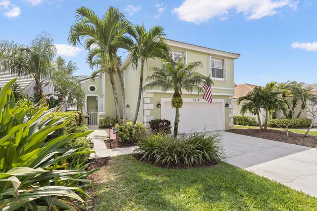 2018 SW Olympic Club Terrace, Palm City, FL 34990 (MLS #RX-10604528) :: Berkshire Hathaway HomeServices EWM Realty