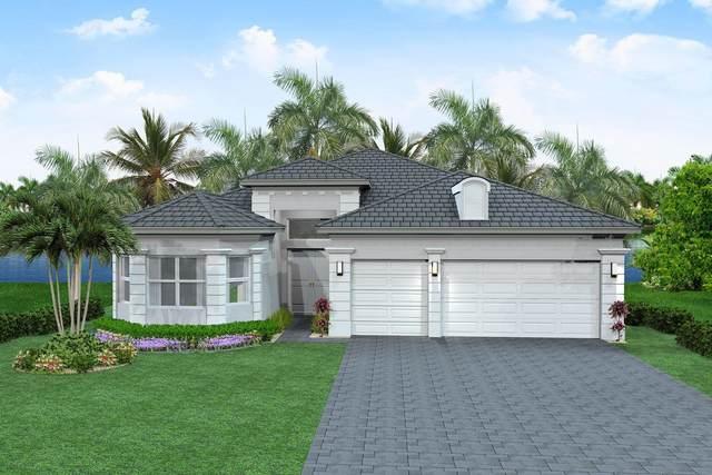 9313 Seahorse Bay Drive, Boynton Beach, FL 33473 (MLS #RX-10604532) :: Berkshire Hathaway HomeServices EWM Realty