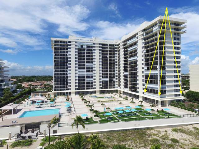 2000 S Ocean Boulevard 2-K, Boca Raton, FL 33432 (#RX-10604535) :: The Reynolds Team/ONE Sotheby's International Realty