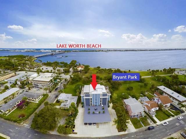 208 S Lakeside Drive #203, Lake Worth Beach, FL 33460 (#RX-10604543) :: Ryan Jennings Group