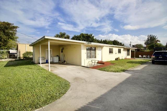 4562 Cole Street, West Palm Beach, FL 33417 (#RX-10604553) :: Ryan Jennings Group