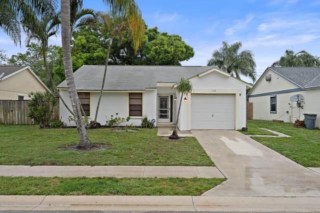 142 Greentree Circle, Jupiter, FL 33458 (#RX-10604569) :: Ryan Jennings Group