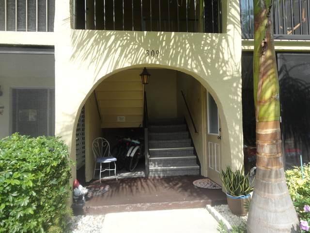 309 Pine Ridge Circle C-2, Greenacres, FL 33463 (#RX-10604637) :: Posh Properties