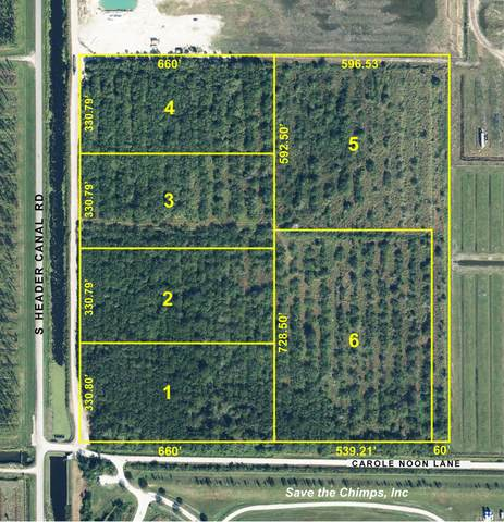 Tbd S Header Canal Road, Fort Pierce, FL 34945 (#RX-10604653) :: Ryan Jennings Group