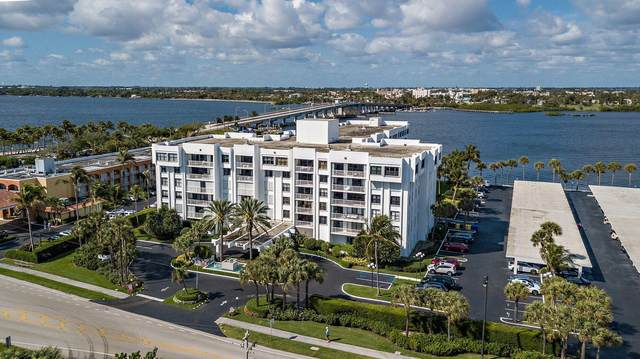 2860 S Ocean Boulevard #401, Palm Beach, FL 33480 (#RX-10604672) :: Ryan Jennings Group