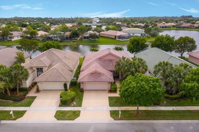 9266 Heron Cove Drive, West Palm Beach, FL 33411 (#RX-10604695) :: Ryan Jennings Group