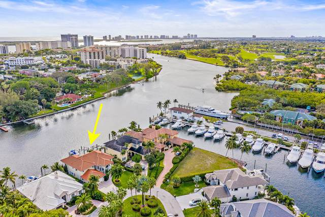 705 Harbour Point Drive, North Palm Beach, FL 33410 (#RX-10604705) :: Ryan Jennings Group