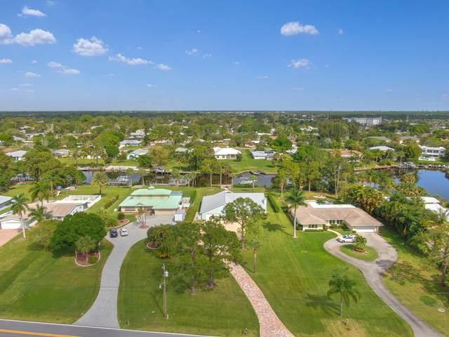 844 NW Spruce Ridge Drive, Stuart, FL 34994 (MLS #RX-10604708) :: Berkshire Hathaway HomeServices EWM Realty